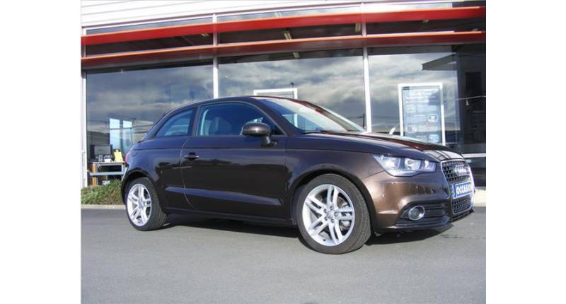 Audi A1 1.6 TDI 105 Ambition Luxe