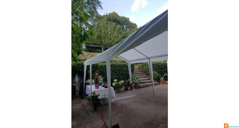 Location barnum tonnelle 3x6m