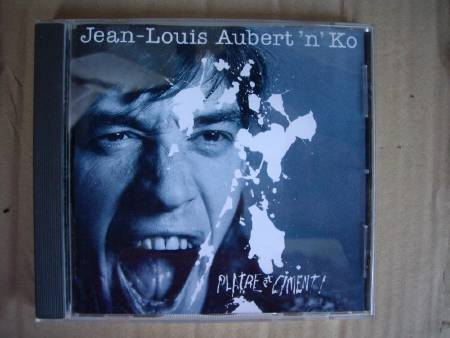 CD de Jean-Louis Aubert'n'Ko à 8 €