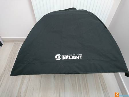 Kit SoftBox Cinelight + Speedring