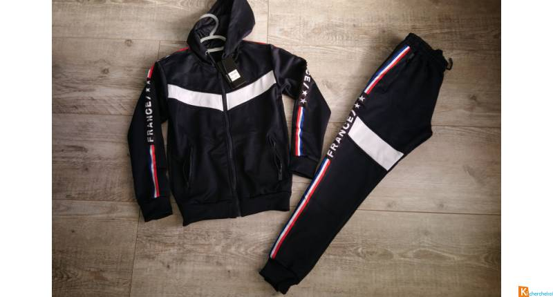 Ensemble de jogging France 6 ans