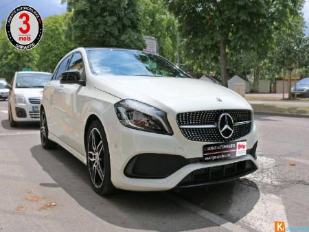 Mercedes CLASSE A Classe A 200 156ch Fascination