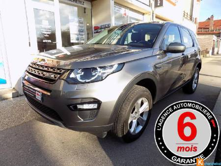 LAND ROVER DISCOVERY SPORT Discovery Sport Mark I Td4 180ch Se A