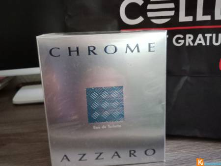 Parfum  Azzaro chrome 100ml