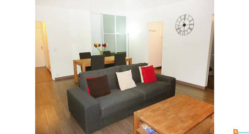 Appartement F4 en colocation