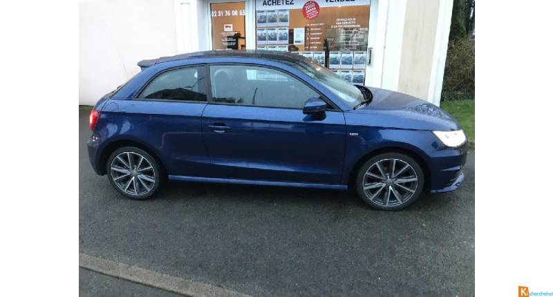 Audi A1 1.0 Tfsi 95ch Ultra Ambition Luxe S Tronic