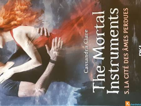The Mortal Instruments tome 1 a 5