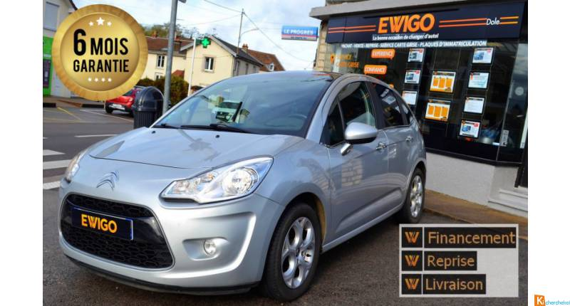 CITROEN C3 - II 1.6 E-HDI 90 AIRDREAM EXCLUSIVE 92