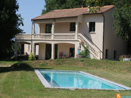 VENTE VILLA 8 PIECES VILLEVIEILLE