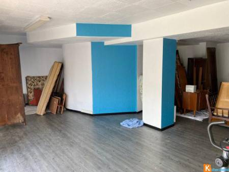 LOCAL COMMERCIAL avec APPART 3 CHAMBRES - Eysines