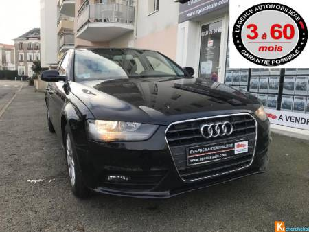 Audi A4 2.0 Tdi 143ch Dpf Busines Line Multitronic
