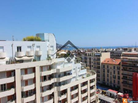 Nice - Rue de France - Studio - Terrasse 10m2 - Location temporaire