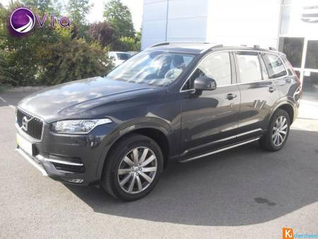 Volvo XC90 D5 Awd 225 Geartronic Momentum 7 Places