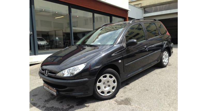 Peugeot 206 sw 1.4 HDI STYLE