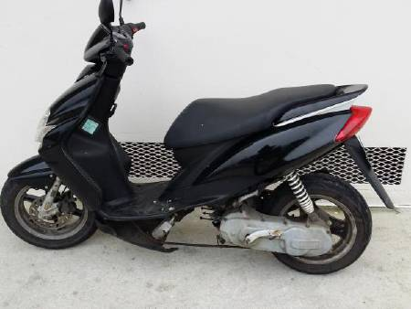moto scooter mbk