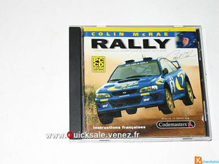 JEU. Colin McRae version 1 Fr. 20€