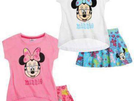 ensemble robe minnie