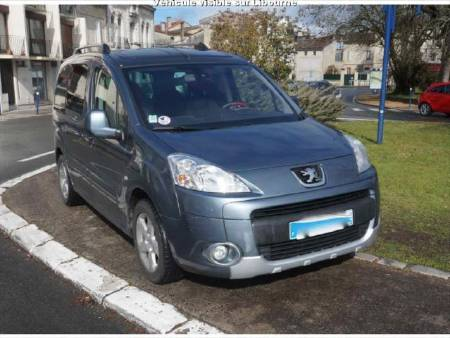 voiture occasion automobile libourne peugeot partner